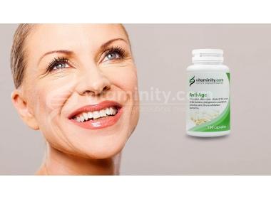 Integratore Antiage Vitaminity per rallentare l'invecchiamento un modo naturale