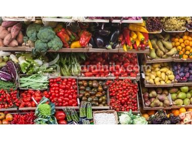 Frutta e verdura di stagione a maggio: il meglio del mese