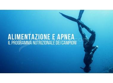 Allenamento per l'apnea: le sei fasi nutritive fondamentali per gli sport subacquei