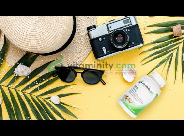 MSM per il benessere della pelle al sole