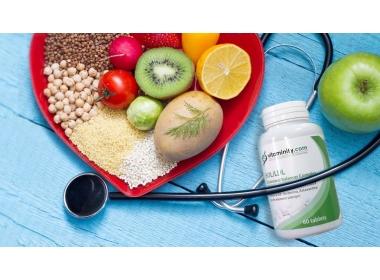 Vitaminity HDL/LDL Cholesterol Balancer Complex: integratore per il colesterolo e trigliceridi