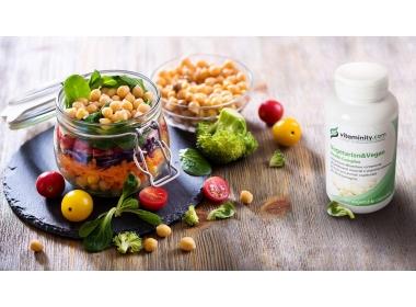 Integratori per vegani: Vegetarian & Vegan Health Complex