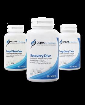 AQUA Free-Diving Supplement - KIT