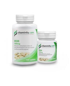 Vitaminity MSM 1000mg