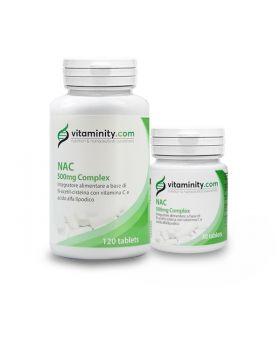 Vitaminity NAC 500mg Complex