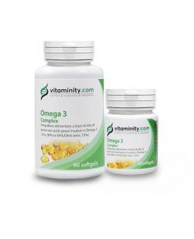 Vitaminity Omega 3 Complex