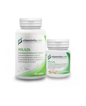 Vitaminity HDL/LDL Cholesterol Balancer Complex