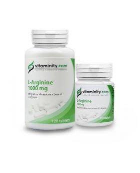 Vitaminity L-Arginine 1000mg