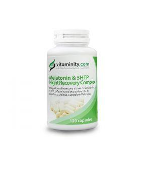 Vitaminity Melatonin & 5HTP Complex