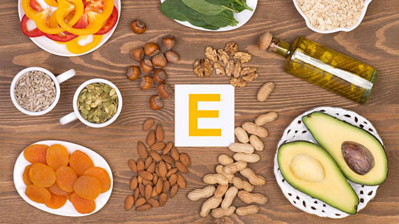 Vitamina E (alfa tocoferolo)